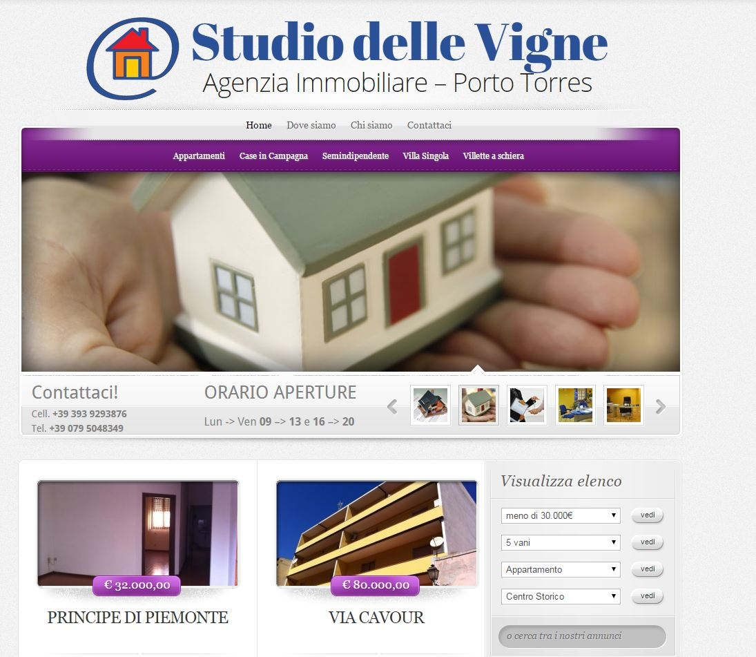 Studiodellevigne.it