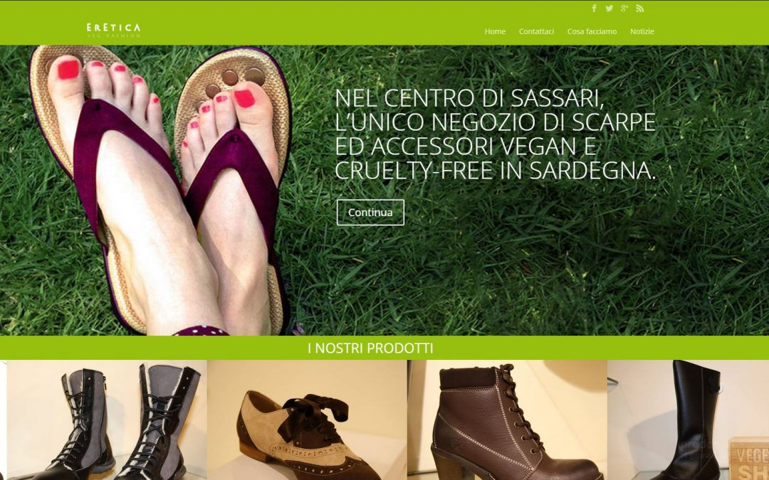 Sito web EreticaVeg.it